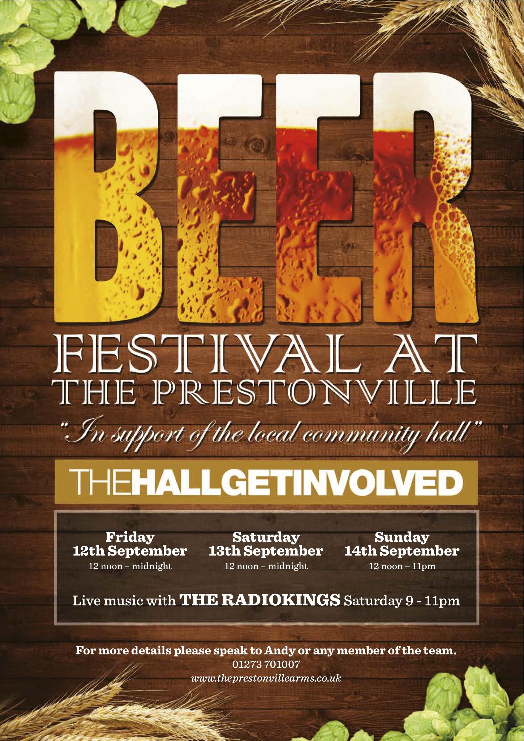 Beer Festival - 2014 Sept