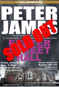 Peter James: In Conversation .... SOLD OUT!