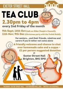 THGI Tea Club
