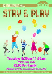 Stay & PlayGroup